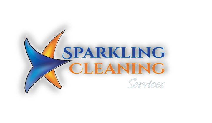 Sparkling Cleaning Services Logo